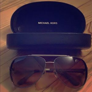 Michael Kors Accessories - Michael Kors Aviator Sunglasses